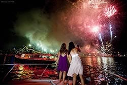 NYE Private Cruises
