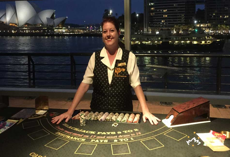 Casino Boat Party Hire Image 1