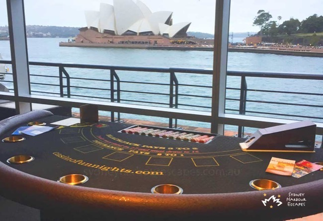 Casino Boat Party Hire Image 2