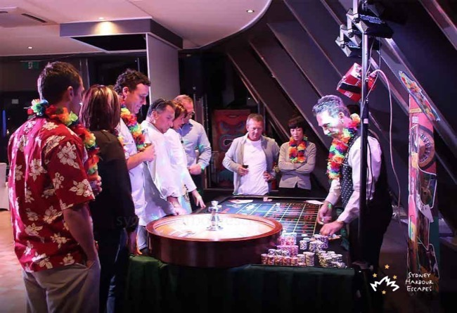 Casino Boat Party Hire Image 5