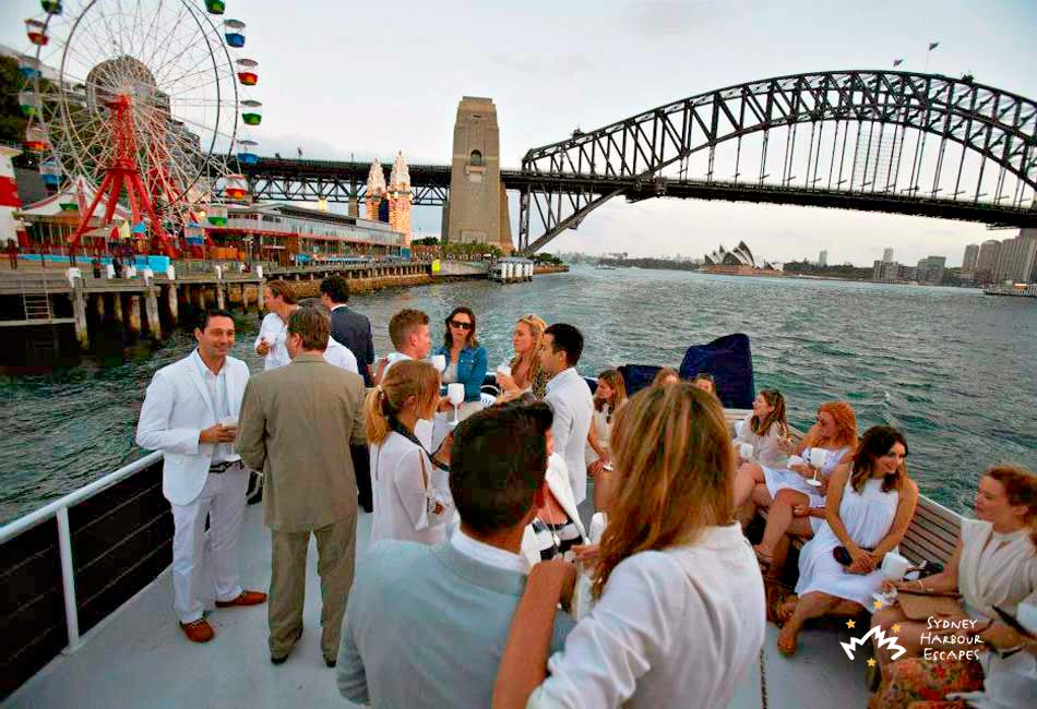 Conference Boat Event Venues on Sydney Harbour Image 1