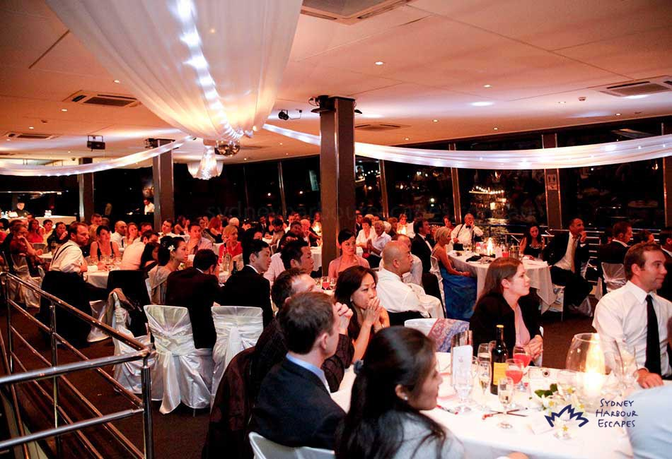 Conference Boat Event Venues on Sydney Harbour Image 2