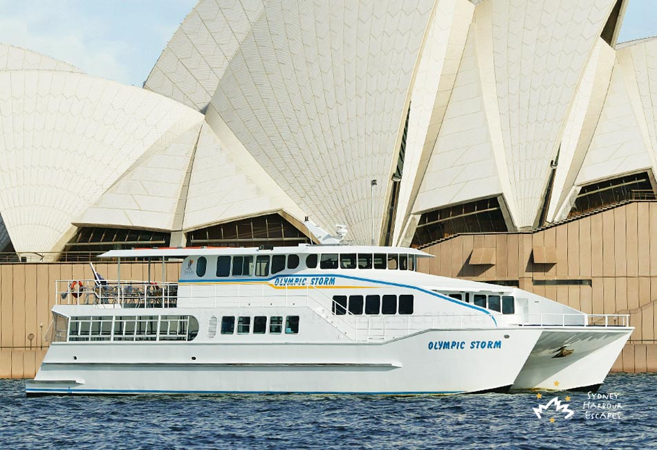 Conference Boat Event Venues on Sydney Harbour Image 3