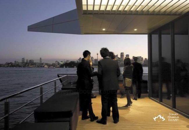 Conference Boat Event Venues on Sydney Harbour Image 4