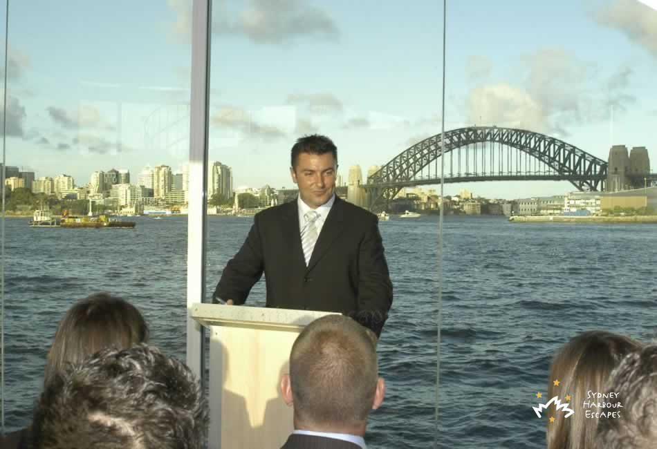 Conference Boat Event Venues on Sydney Harbour Image 5