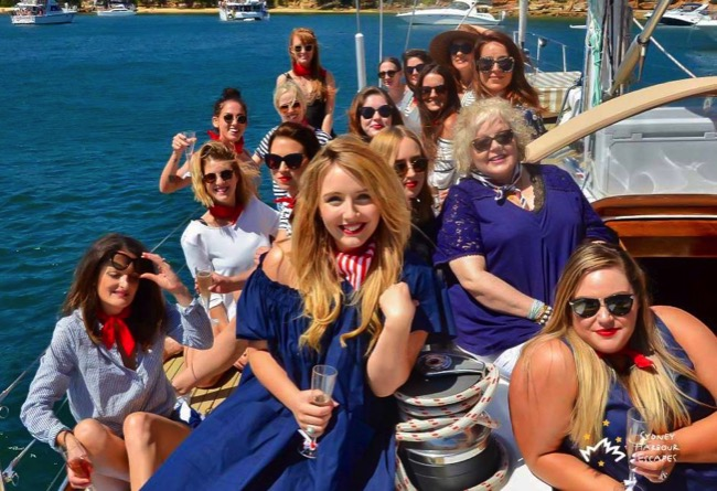 Ideas for Hens Party Cruises Image 2