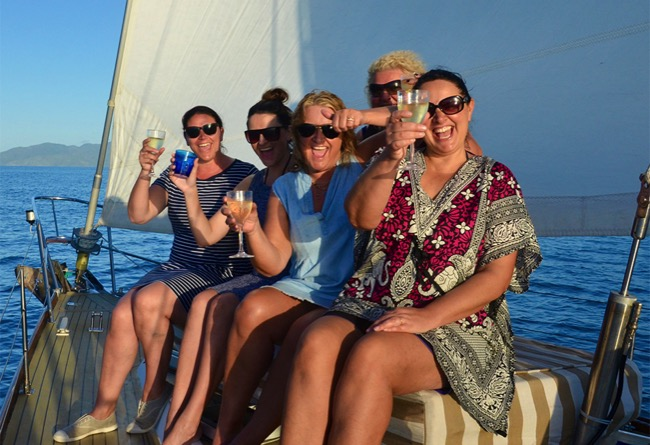 Ideas for Hens Party Cruises Image 3