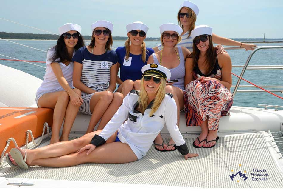 Ideas for Hens Party Cruises Image 1