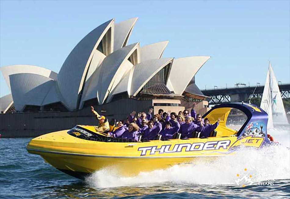 Jet Boat Rides for Private Group Image 1