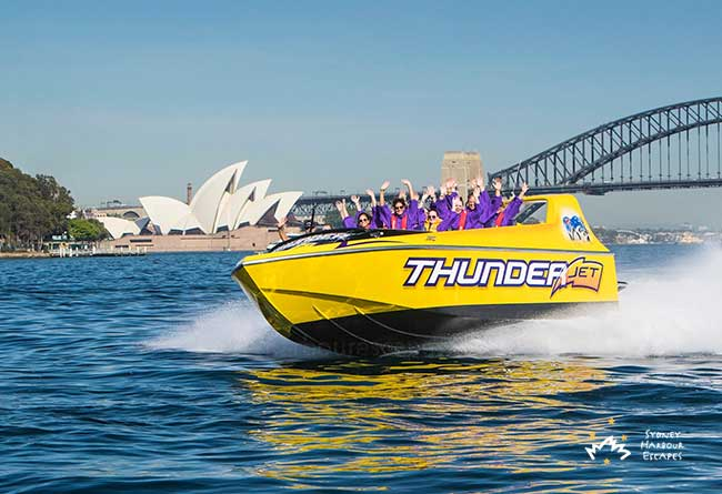 Jet Boat Rides for Private Group Image 2
