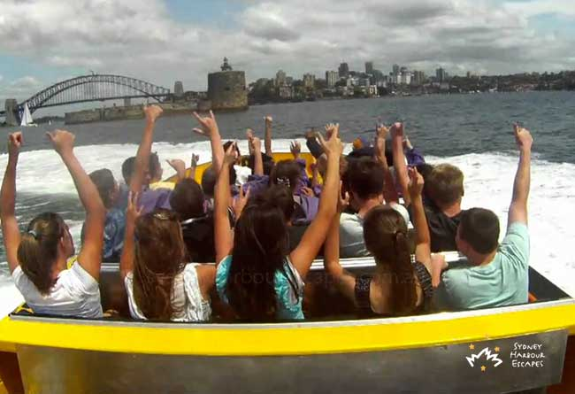 Jet Boat Rides for Private Group Image 3