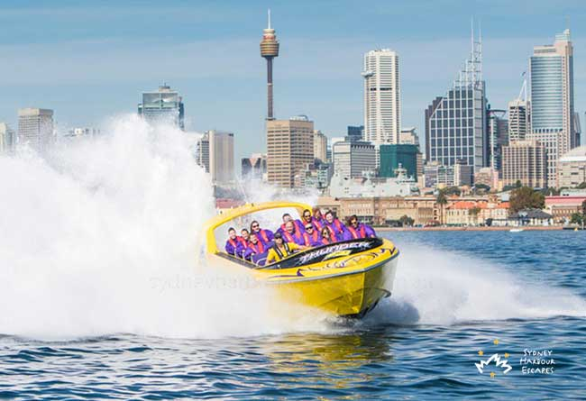 Jet Boat Rides for Private Group Image 4