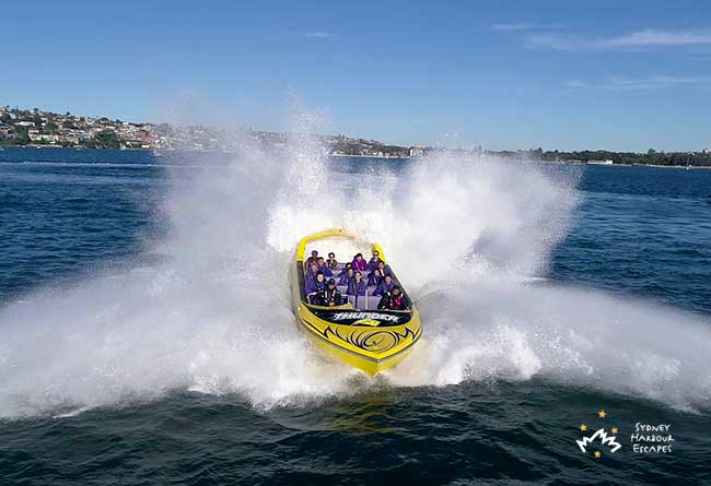 Jet Boat Rides for Private Group Image 5