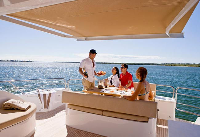 Luxury Super Yacht Charters