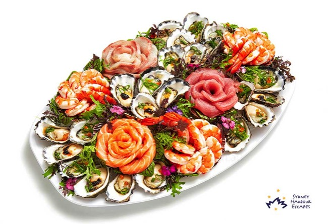 Nicholas Seafood Catering Options Image 3