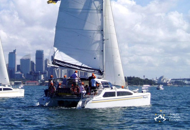 Corporate Sailing Regattas and Hands on Sailing Image 3