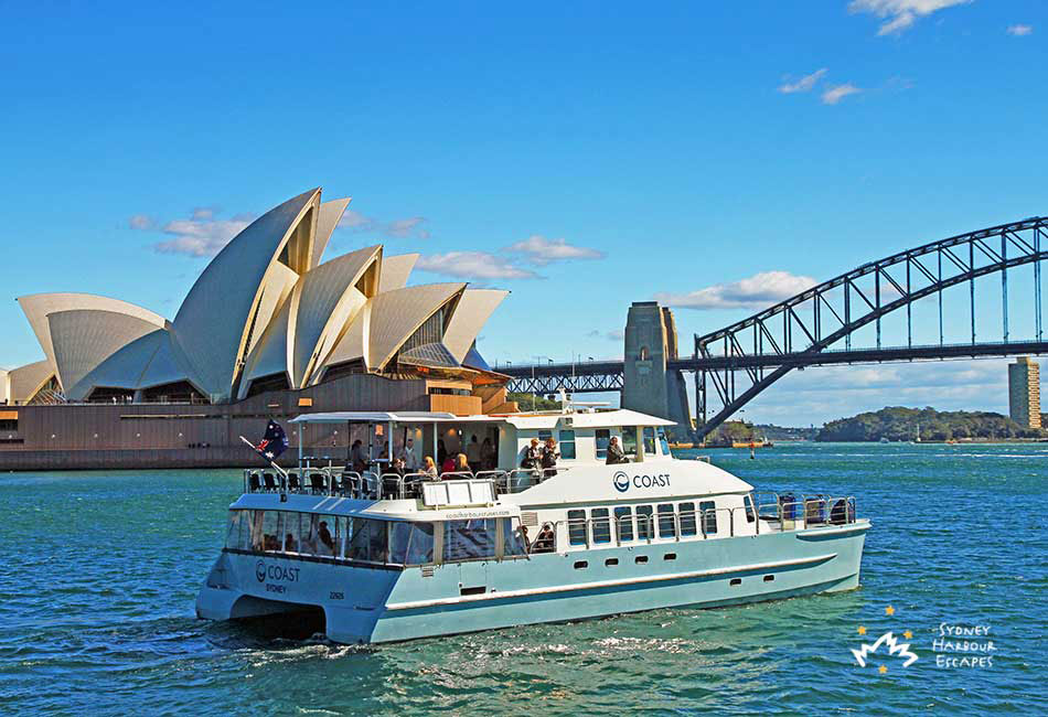 Sydney Harbour History Image 1
