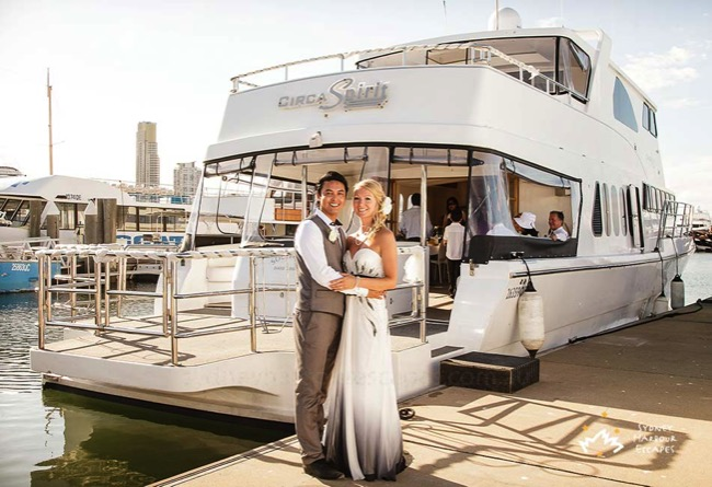 Boat Weddings and Reception Ideas