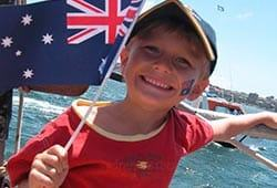 Australia Day Harbour Cruises