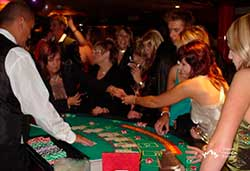 Casino Boat Party Hire