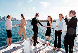Business Event Cruise Boats