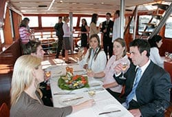 Conference Boat Event Venues on Sydney Harbour
