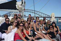Ideas for Hens Party Cruises