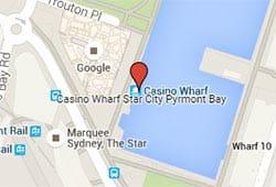 Star city casino wharf darling harbour bouygues telecom nimes geant casino