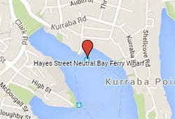 Hayes Street Ferry Wharf, Neutral Bay