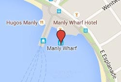 Manly Hotel Wharf