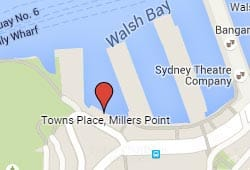 Town's Place, Walsh Bay