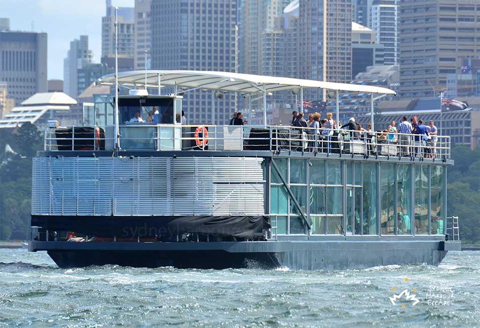 Blue Room Sydney Harbour