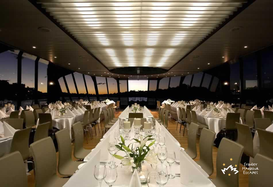 Starship Sydney Boat Hire Wedding Charter Boat Sydney Harbour