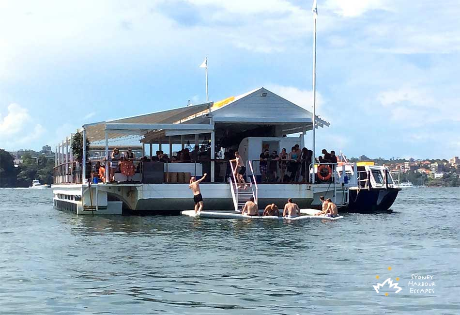 The Island Boat Hire Private Boat Charter Sydney Harbour Cruises