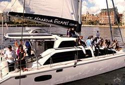 Sydney Harbour Luxury Catamaran Cruises