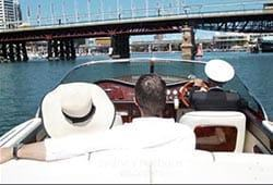 Boat Taxi transfers in Sydney