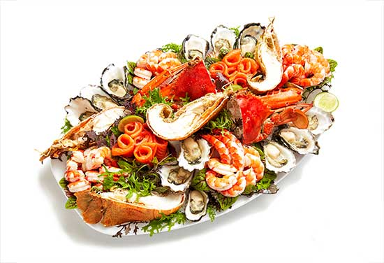 Nicholas Seafood Luxury Selection