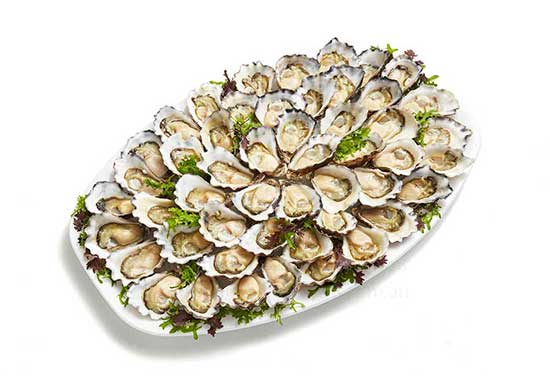 Nicholas Seafood Oysters