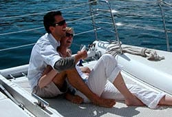 Wedding Boats and Romantic Escapes Testimonials