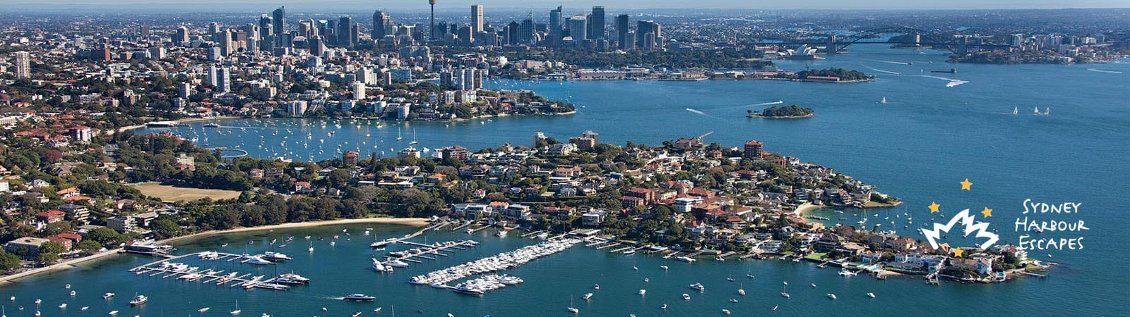 Find Sydney Harbour Escapes