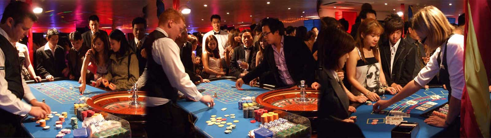 Casino Boat Party