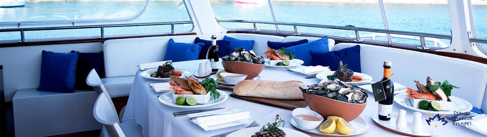 Catered Cruises