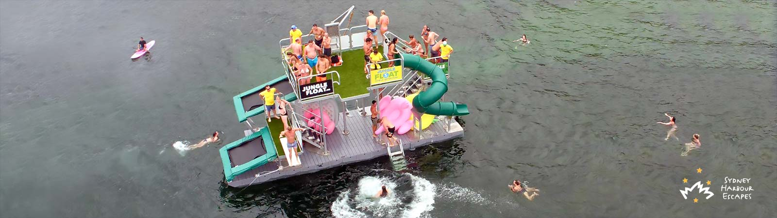Jungle Float Harbour Fun