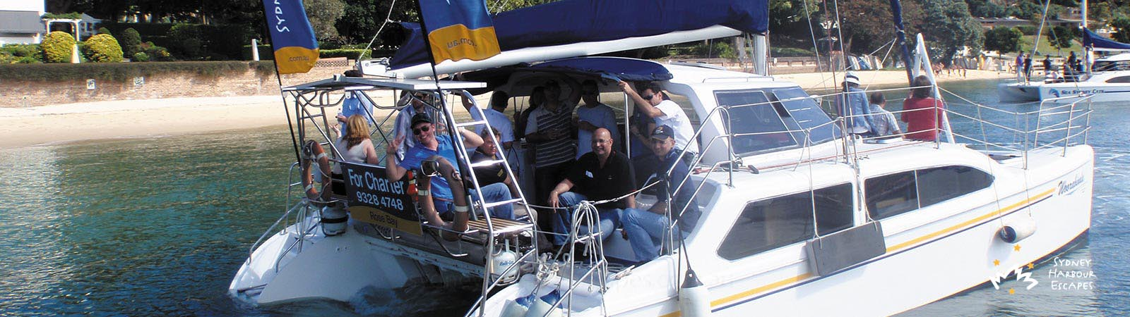 Corporate Team Building Activity Boat Charter