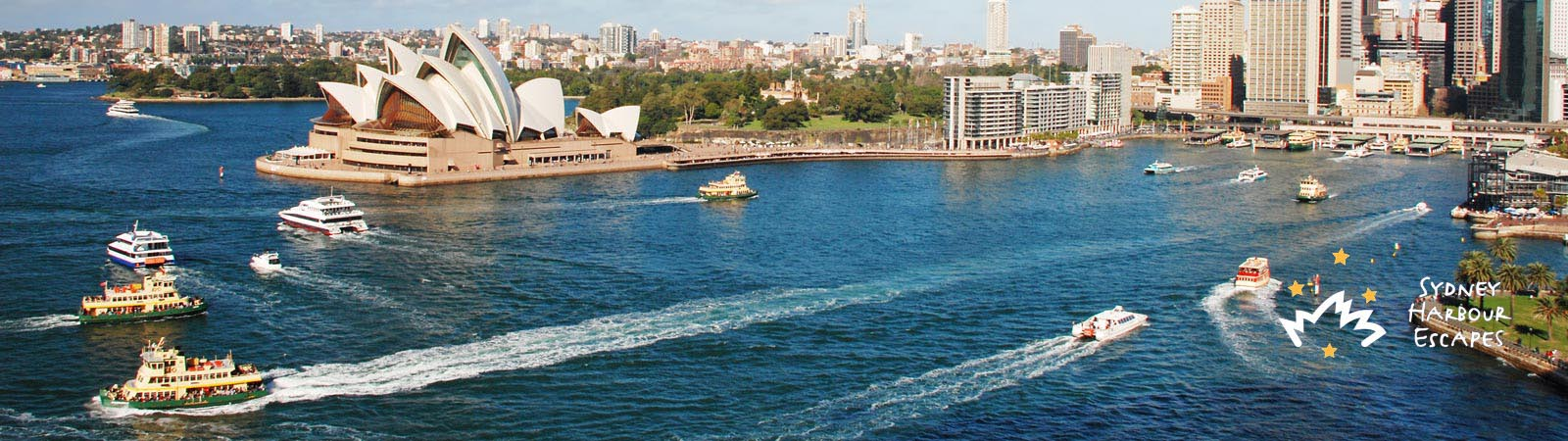 Sydney Harbour water transfers