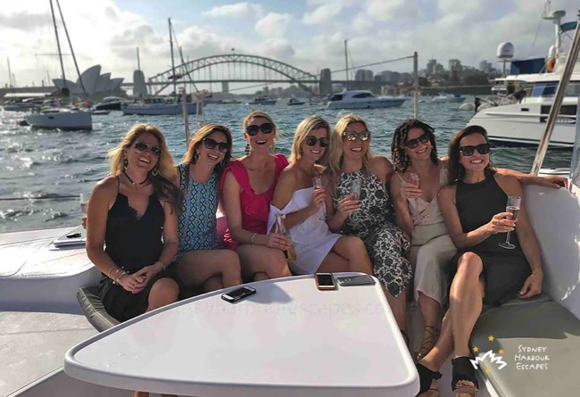 Champagne Sailing Relaxing Charter