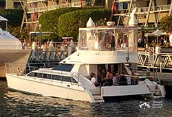 Cloud 9 - Boat-Charter Sydney Harbour Escapes