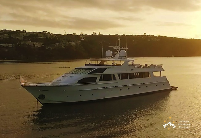 Corroboree Evening Cruise Sydney