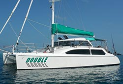 DOUBLE BARREL 34' Seawind Sailing Catamaran New Year's Day Charter