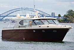 DREAMTIME 54' Luxury Motor Yacht Boxing Day Charter